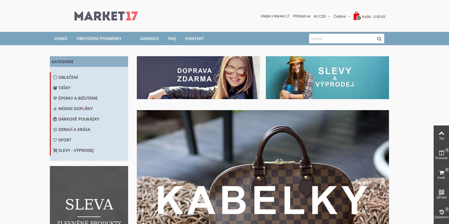 Internetový obchod market17